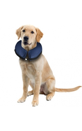 Inflatable Collar for Dogs L