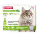 Beaphar Βiocton Spot On - Γάτα (3 τμχ)
