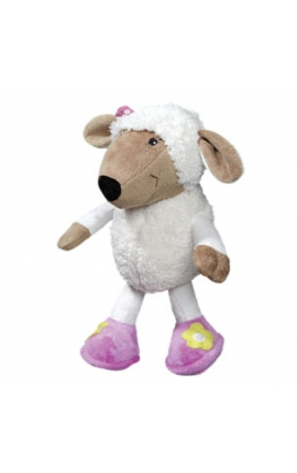 Flamingo Dog Toy Sheep 24 cm