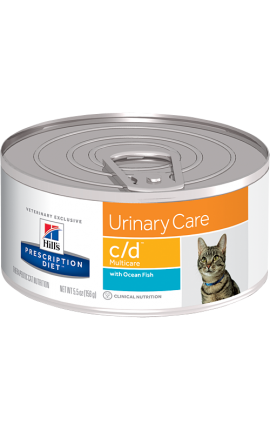 Hill's Prescription Diet™ c/d™ Multicare Feline 156 gr