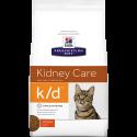 Hill's Prescription Diet™ k/d™ Feline with Chicken 1,5kg