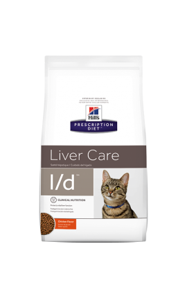 Hill's Prescription Diet™ Feline l/d™ 1,5kg
