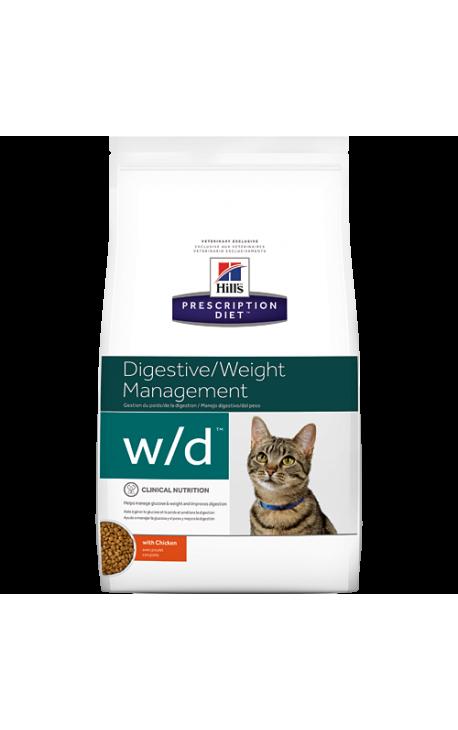 Hill's Prescription Diet™ Feline w/d™ 1,5kg