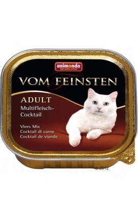 Von Feinsten Ενήλικες Γάτες Mix Κρεατικών 100 gr