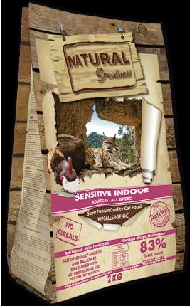 Natural Greatness Sensitive Indoor 2kg