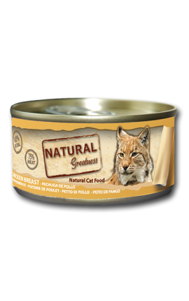 Natural Greatness Chicken Breast 70g