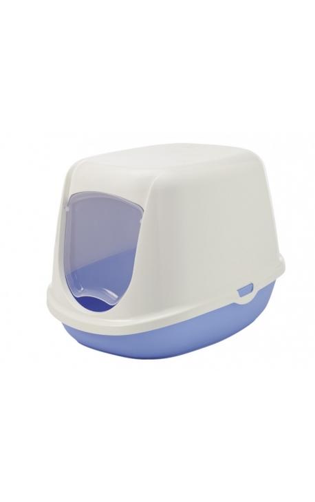 Savic Cat Toilet 'Duchesse' Lightblue/White