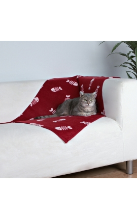 Trixie Beany Fleece Blanket