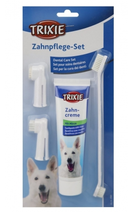Trixie Dental Care Set