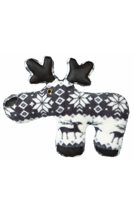 Τrixie Reindeers plush/artificial leather