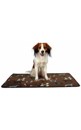 Trixie Fun Dogs Lying Mat 90 × 68 cm