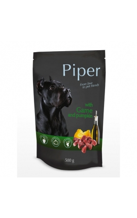 Piper Adult Game & Pumpkin 500gr