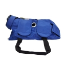 Kruuse Buster Vet Examination Bag Navy 2-4 kg
