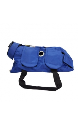 Kruuse Buster Vet Examination Bag Navy 2-4 kg