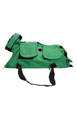 Kruuse Buster Vet Examination Bag Green 4-6 kg