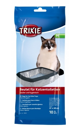 Trixie Bags for Cat Litter Tray (Medium)