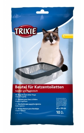 Trixie Bags for Cat Litter Tray (Large)