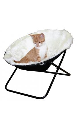 Kerbl Cat Sleeping Nest White