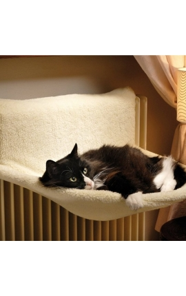 Camon Good Sleep Pet Bed for Radiator