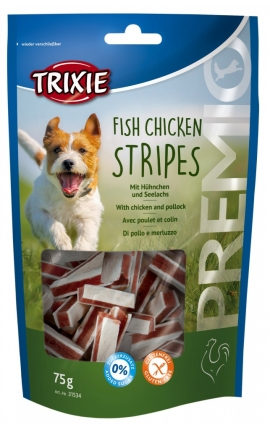 Trixie Premio Fish Chicken Stripes