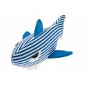 Ferribiella Dog Float Ocean Shark