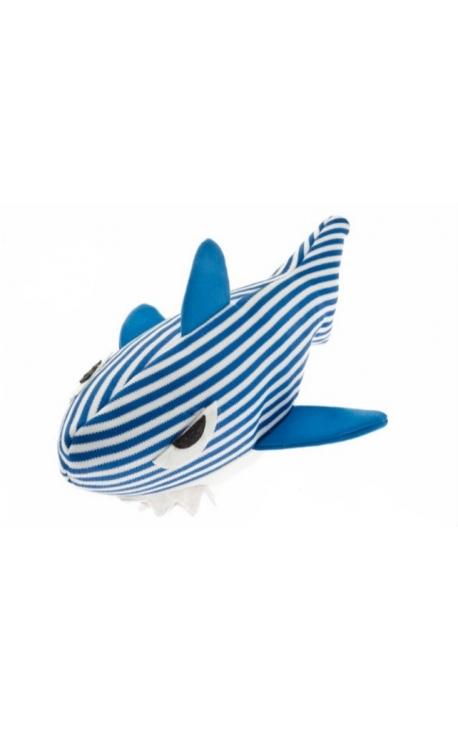 Dog Float Ocean Shark