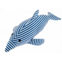 Ferribiella Dog Float Ocean Dolphin