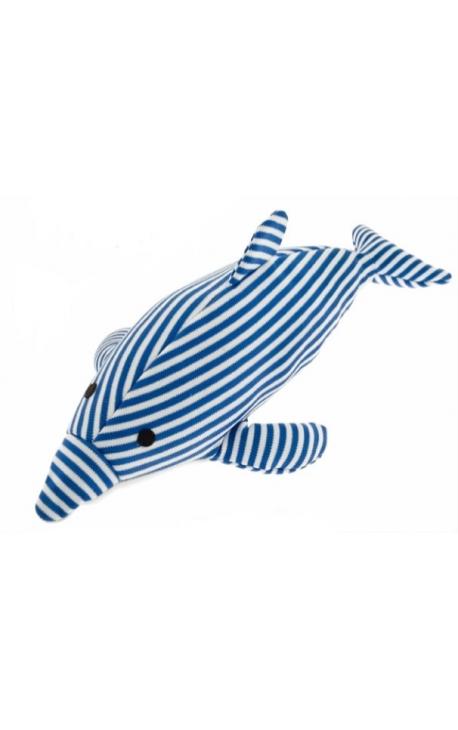 Dog Float Ocean Dolphin