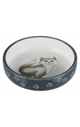 Trixie Ceramic Bowl for Short-Nosed Cats