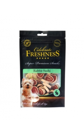 Celebrate Freshness Rabbit Sushi 100gr