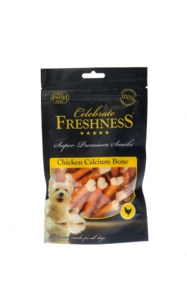 Celebrate Freshness Chicken Calcium Bone 100gr