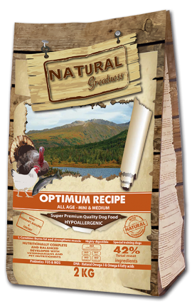 Natural Greatness Optimum Recipe