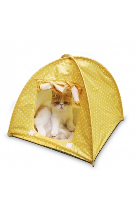 Cat Cute Foldable Tent Playpen