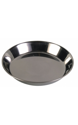 Trixie Stainless Steel Plate