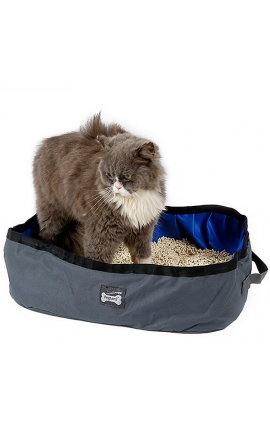 Cat High Quality Portable Cat Litter Box