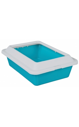 Trixie Kitty Litter Tray with Rim