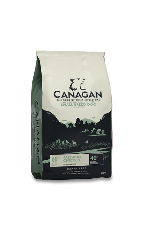 Canagan Free Run Chicken Small Breed Dogs 2 kg