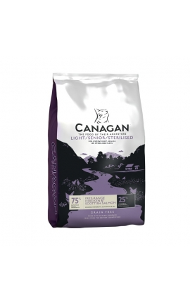 Canagan Cat Light / Senior / Sterilized 2kg
