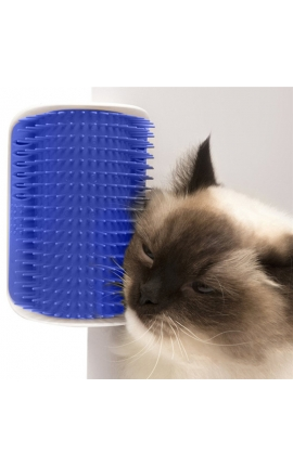 Cat Massage Brush Self Groomer Comb