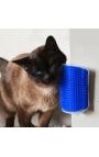 Cat Massage Brush Self Groomer Comb