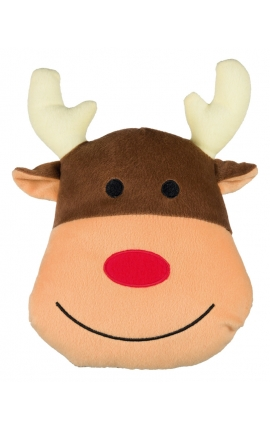 Trixie Cushion Reindeer