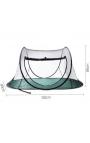 Cat Playpen Foldable Tent - Fence