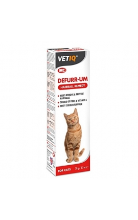 VetIQ Deffur-UM Hairball Remedy