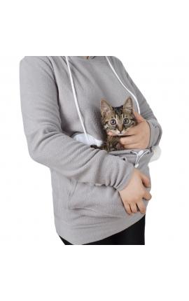 Cat Lovers Μπλούζα Μάρσιπος