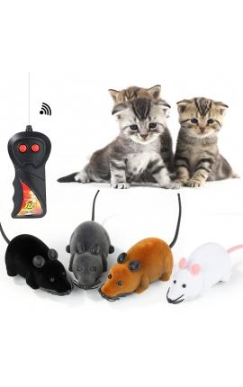 Cat Ηλεκτρονικό Ποντίκι με Τηλεχειριστήριο