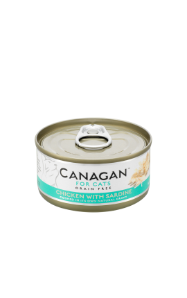 Canagan Cat Wet Chicken with Sardine