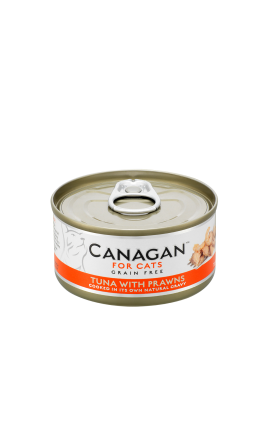 Canagan Cat Wet Tuna and Prawns