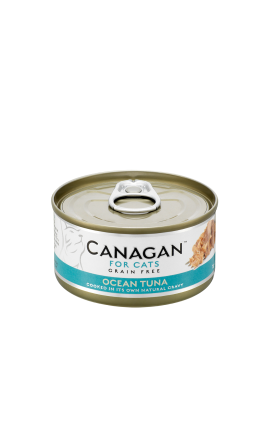 Canagan Cat Wet Ocean Tuna