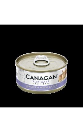Canagan Cat  Wet Chicken with Duck