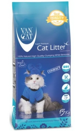 Van Cat Super White